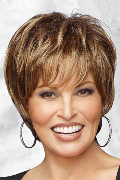 Raquel Welch Wigs : Enchant - front 1