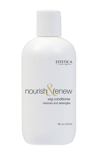 Wig Accessories - Estetica - Nourish & Renew Wig Conditioner