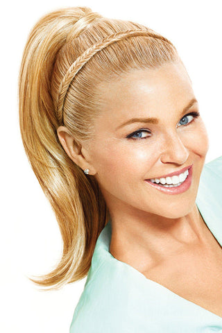 Christie Brinkley Additions: Fishtail Headband (CBFTHB) 1