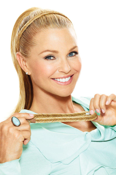 Christie Brinkley Additions: Fishtail Headband (CBFTHB) 2