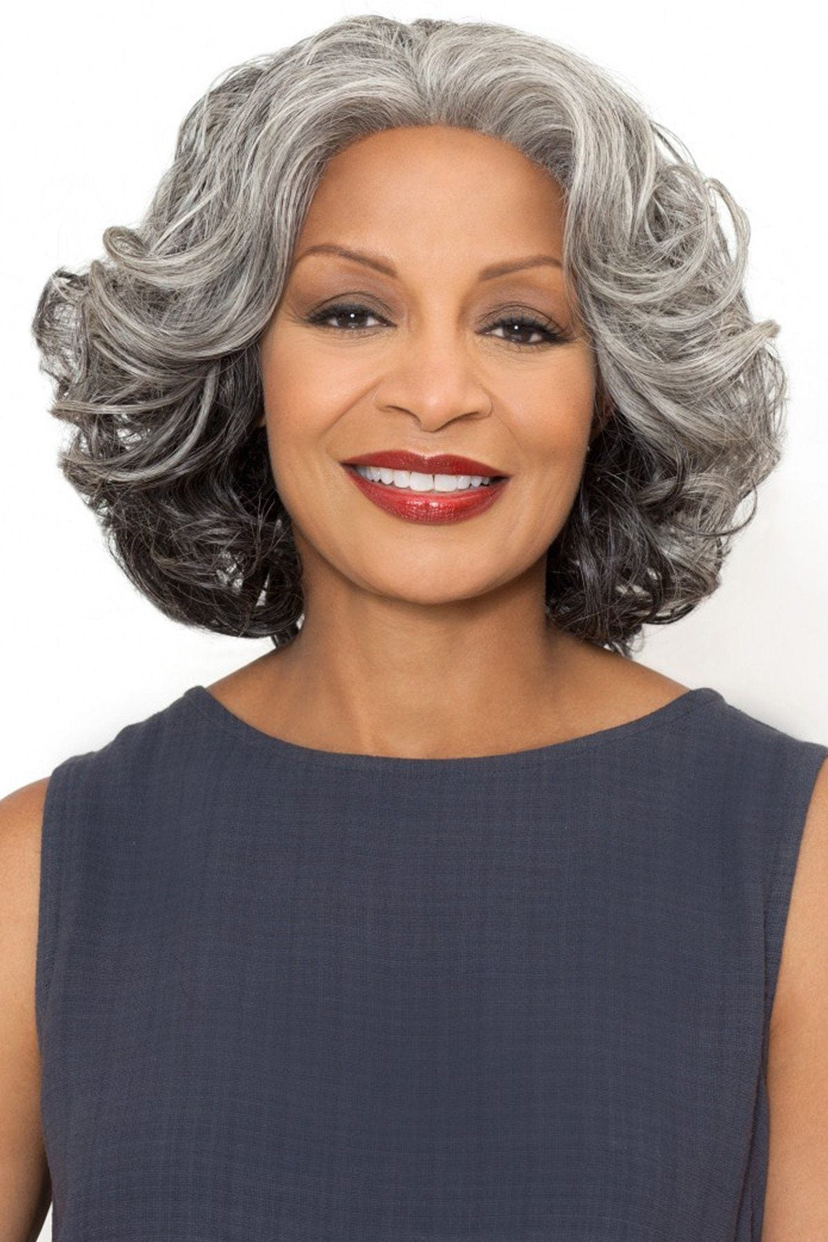 Foxy Silver Wigs - Esther