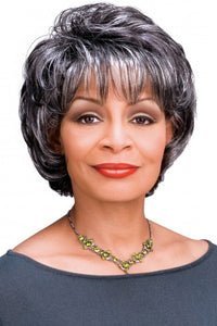 Foxy Silver Wigs - Goldie (#10383)