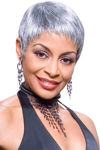 Foxy Silver Wigs - Mary (#10361)