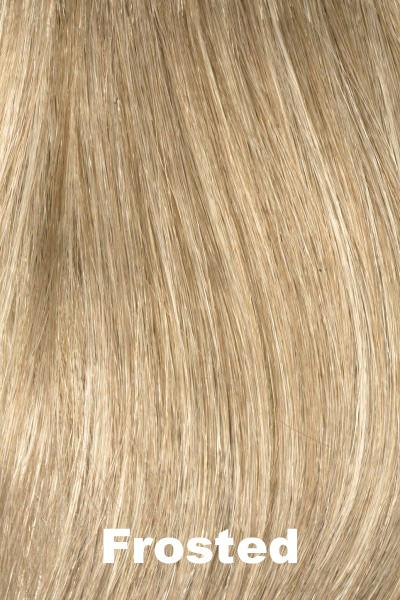 Envy Wigs -- Add On Center - Human Hair Enhancer Envy Frosted