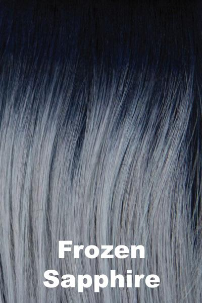 Muse Series Wigs - Breezy Wavez (#1501) wig Muse Series Frozen Sapphire Average