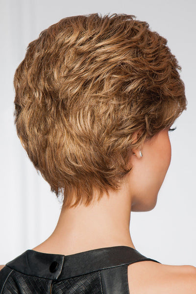 Gabor Wigs - Upper Cut back 1