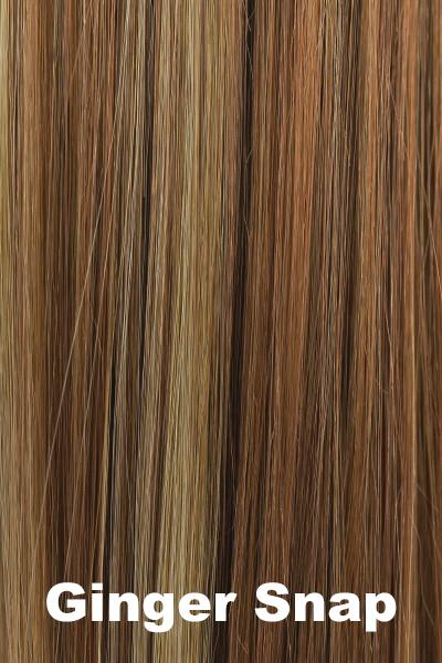 Orchid Wigs - Valentina (#5027) wig Orchid Ginger Snap Average
