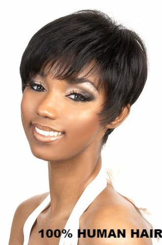 Motown Tress Wigs : Bom H front 1