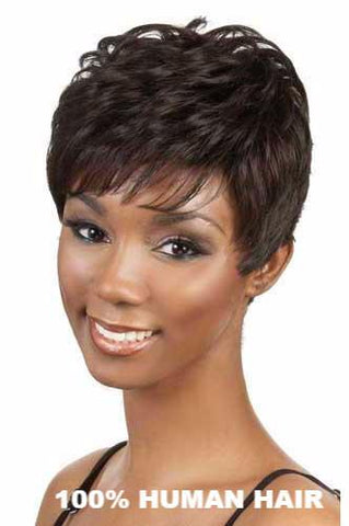 Motown Tress Wigs : Lica H - front