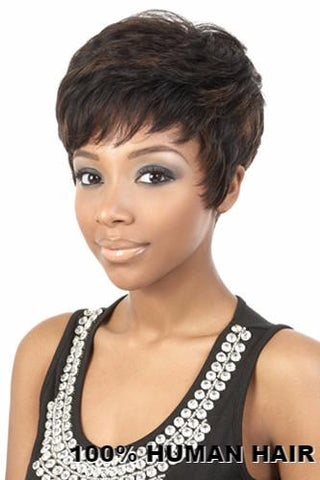 Motown Tress Wigs : Taffy H - front