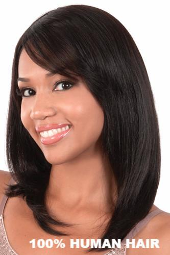 Motown Tress Wigs : Ruby HIR - front