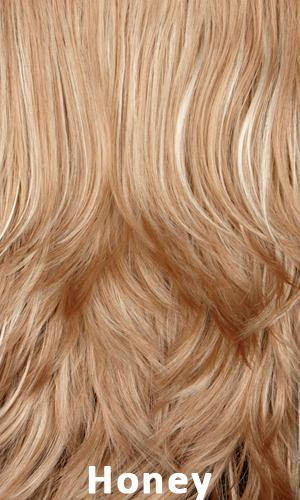 Mane Attraction Wigs - Hollywood (#409) wig Mane Attraction Honey Average