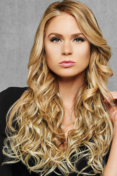 "HairDo Extensions - 22"" Curly Extensions - Front 2"