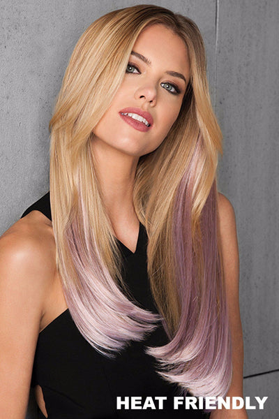HairDo Extensions - 23 Inch 6 Piece Straight Color Extension Kit (#HX23SK) 1