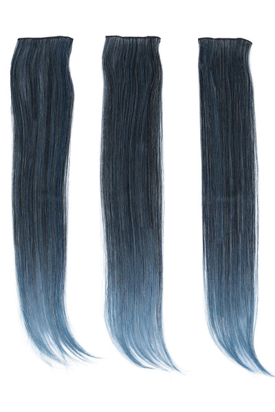 HairDo Extensions - 23 Inch 6 Piece Straight Color Extension Kit (#HX23SK) 5