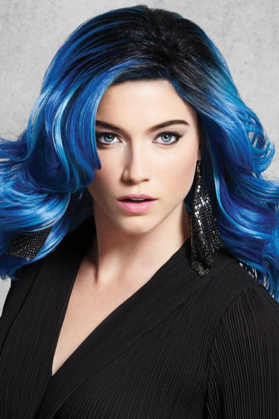 HairDo Wigs - Blue Waves - Alt