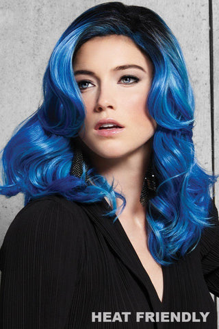 HairDo Wigs - Blue Waves - Main