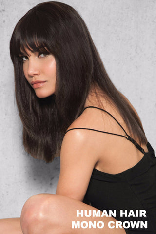 HairDo - Clip-In HH Fringe/Bang (#HDHHBG) Side 1