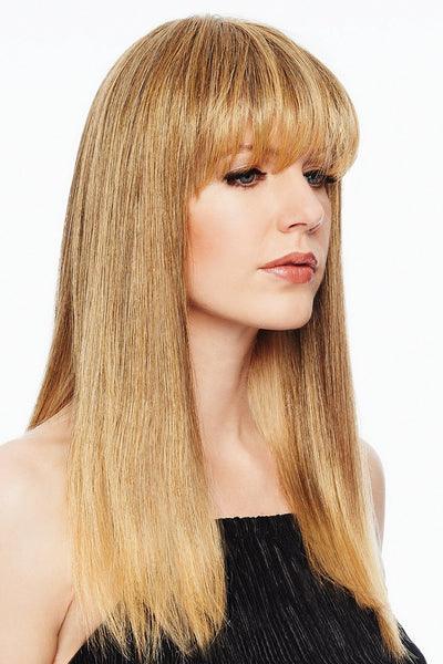 Hairdo Extensions - Fringe Top of Head (HXTPFR) front 1