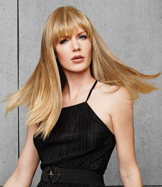Hairdo Extensions - Fringe Top of Head (HXTPFR) front 4
