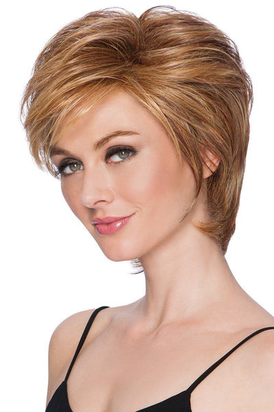 HairDo Short Tapered Crop Front 2