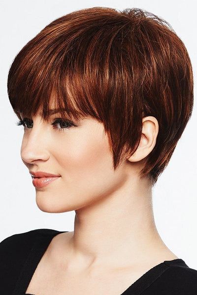 HairDo Wigs - Short Textured Pixie - Side 1