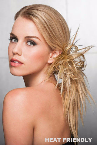 Hairdo Extensions - Spiky Clip (#HDSPCL) Side 1