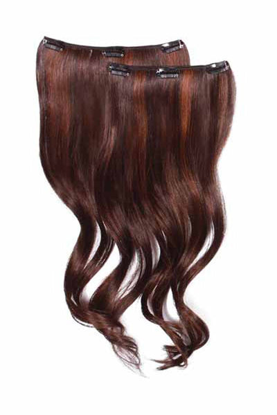 HairDo 18 Inch 8 Piece Wavy Extension Kit (#H8PCXW) 5