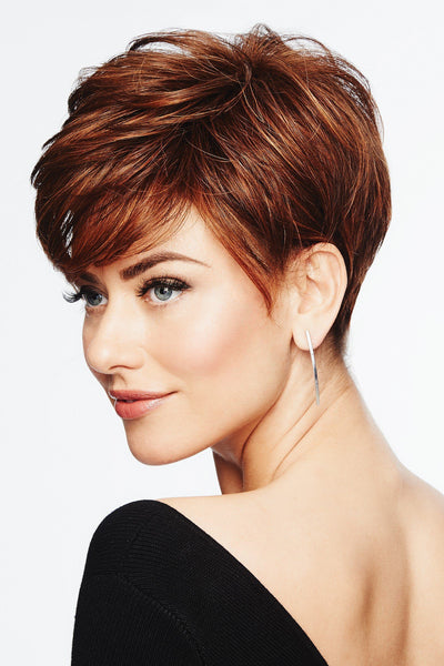 HairDo Perfect Pixie Glazed Cinnamon - back