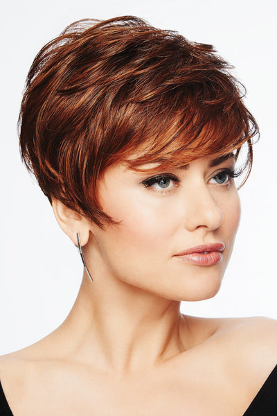 HairDo Perfect Pixie Glazed Cinnamon - side