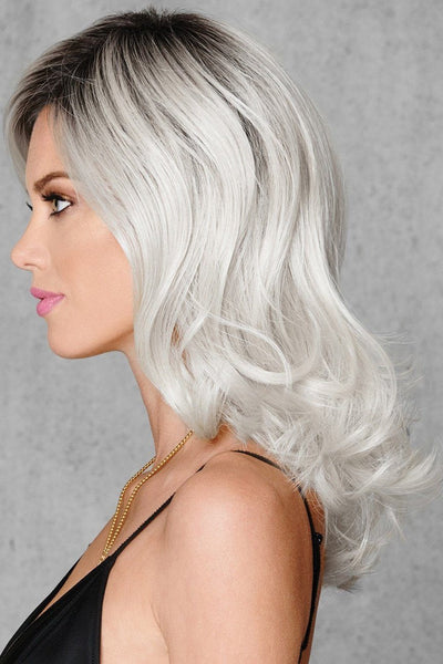 HairDo Wigs - Whiteout (#HDWHIT) side 1