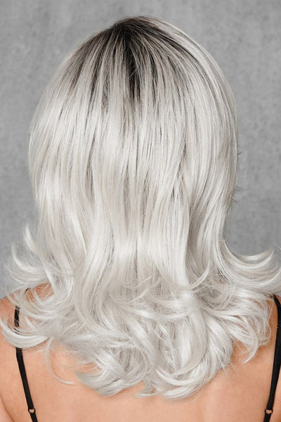 HairDo Wigs - Whiteout (#HDWHIT) back 1