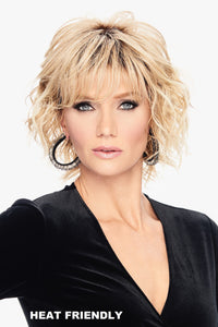 Hairdo Wigs - Breezy Wave Cut (#HDBZWC) wig Hairdo by Hair U Wear SS Golden Wheat (SS14/88) Average