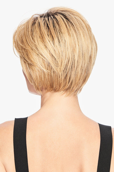 Gabor Shattered Bob SS Ginger Blonde - back