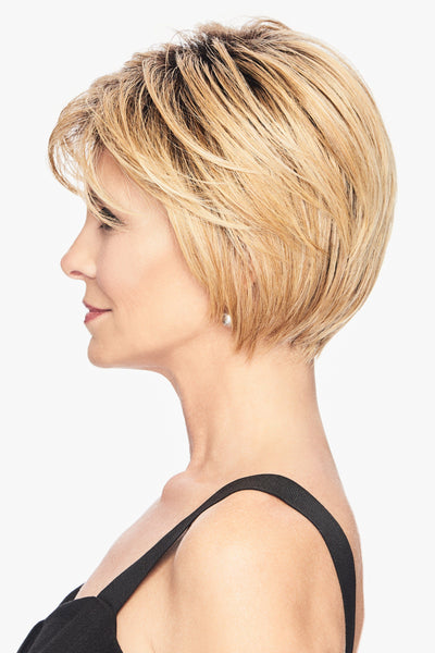 Gabor Shattered Bob SS Ginger Blonde - side