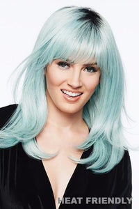 Hairdo Wigs - Mint To Be front 1