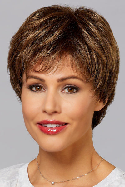 Henry Margu Wigs - Amber (#2461) front 2