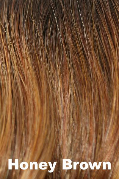 Amore Toppers - Diamond Topper #8706 Enhancer Amore Honey Brown