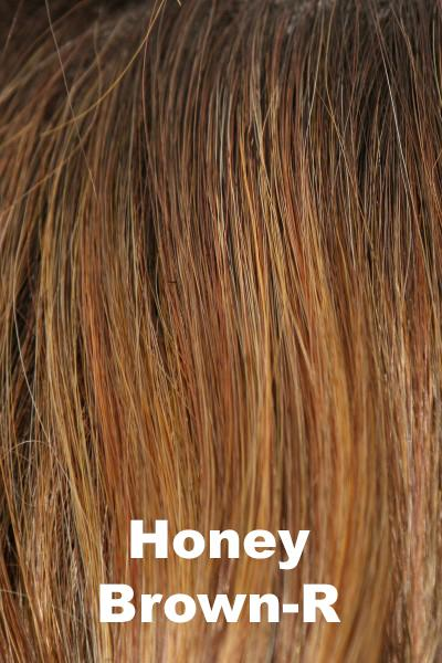 Amore Wigs - Luxe TP (#911) wig Amore Honey Brown-R +$18.08