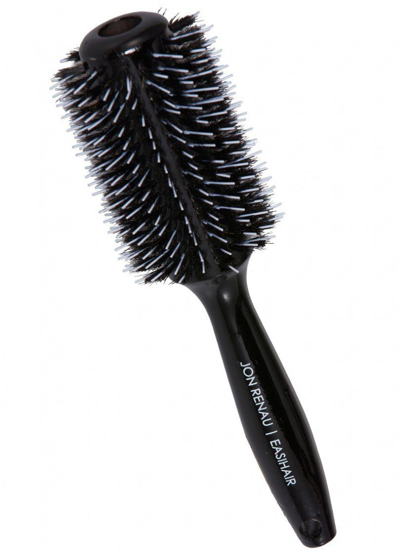 Wig Accessories - Round Boar Bristle Brush (#WB-RB)