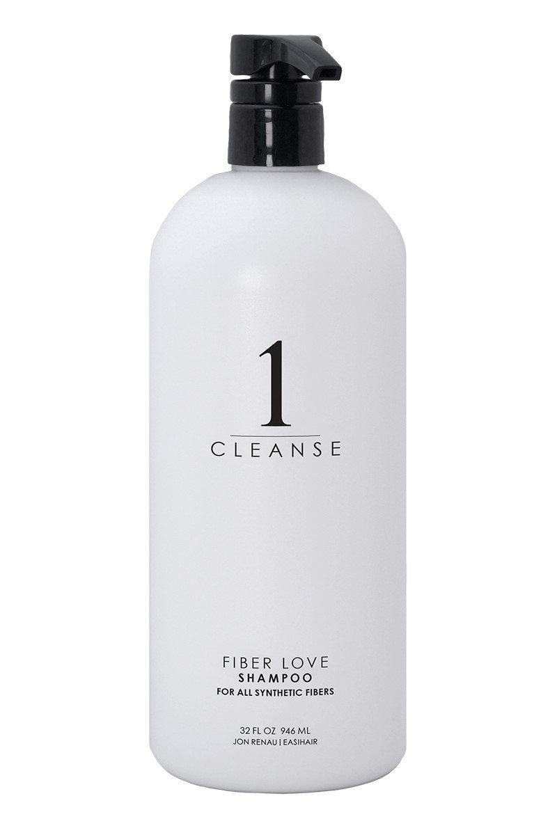 Wig Accessories - Jon Renau - Fiber Love Shampoo Refill for Synthetic Hair (#JR-LWS1) Accessories Jon Renau Accessories