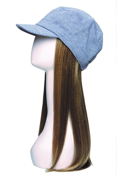 Jon Renau Wigs Hat Magic (#384A) - side