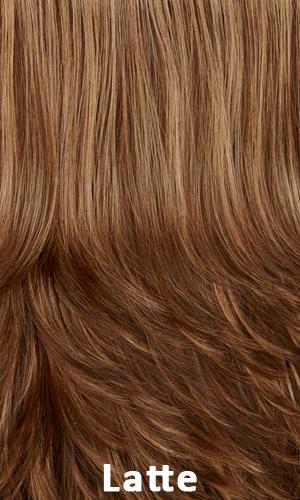 Mane Attraction Wigs - Broadway (#407) wig Mane Attraction Latte Average