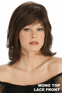 Louis Ferre Broadway Gala 7041 Monofilament, Lace Front