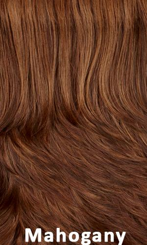 Mane Attraction Wigs - Hollywood (#409) wig Mane Attraction Mahogany Average
