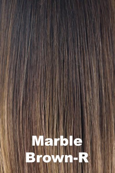 Orchid Wigs - Petite Portia (#5022) wig Orchid Marble Brown-R Petite