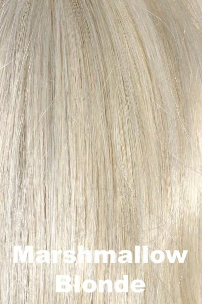 "Belle Tress Wigs - Lace Front Mono Top Straight 14"" (#7005) Enhancer Belle Tress Marshmallow Blonde"