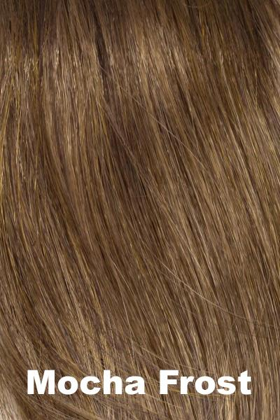 Envy Wigs - Dena - Human Hair Blend wig Envy Mocha Frost Average