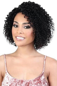 Motown Tress Wigs - HPLP.Miko - Human Hair - Front