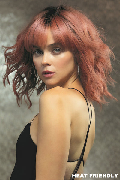 Muse Series Wigs - Breezy Wavez (#1501) wig Muse Series Dusty Rose Average